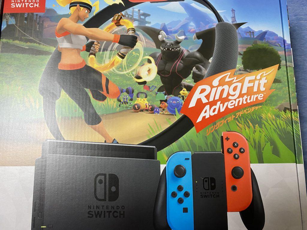 NintendoSwitch購入